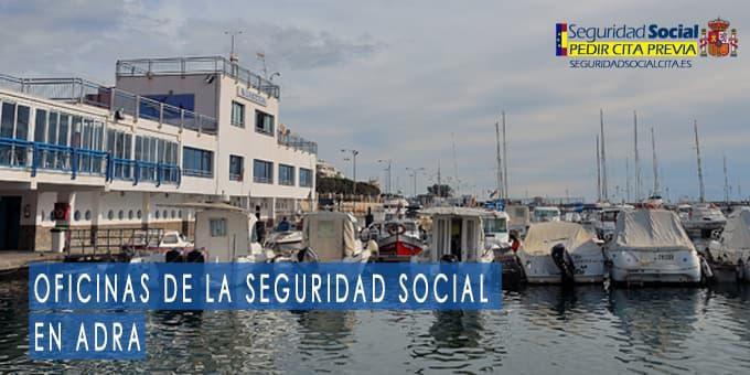 oficina seguridad social Adra
