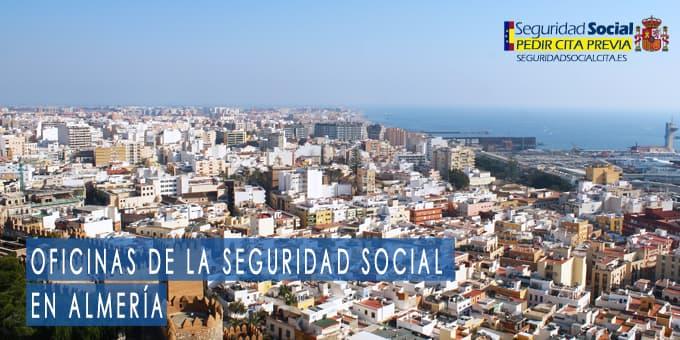 oficina seguridad social Almería