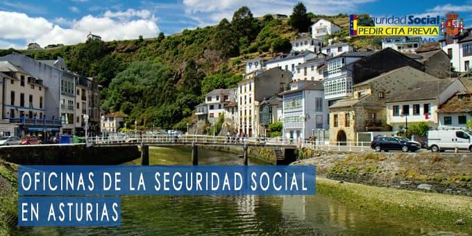 oficina seguridad social Asturias