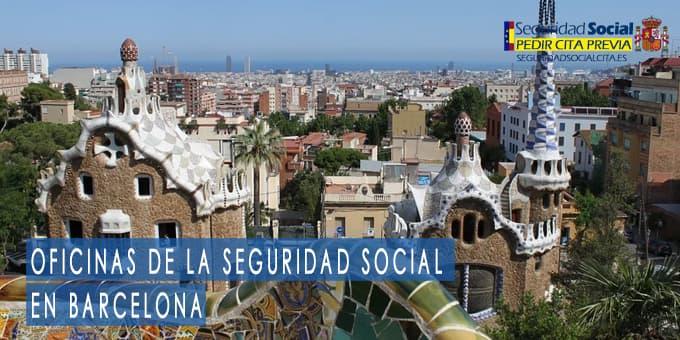 oficina seguridad social Barcelona