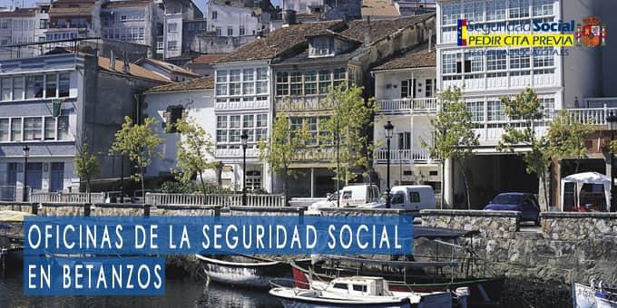 oficina seguridad social Betanzos