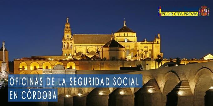 oficina seguridad social Córdoba