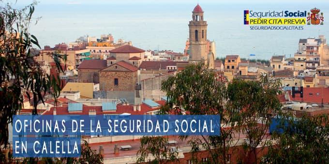 oficina seguridad social Calella