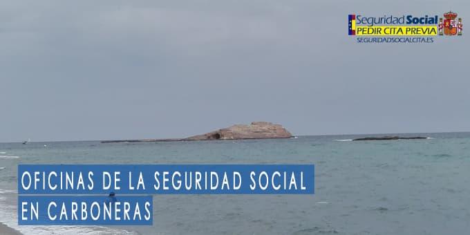 oficina seguridad social Carboneras