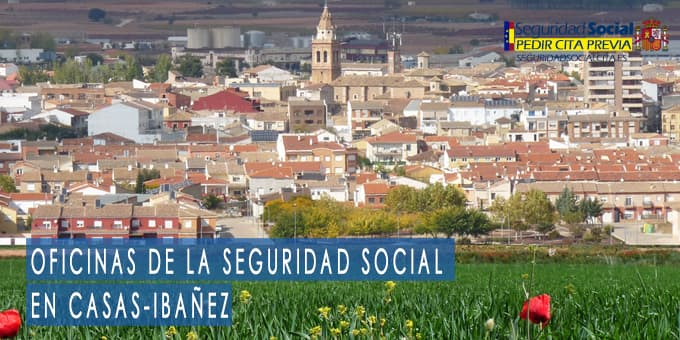 oficina seguridad social Casas-Ibañez