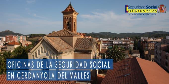oficina seguridad social Cerdanyola Del Valles