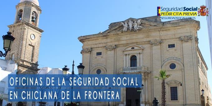 oficina seguridad social Chiclana de la Frontera
