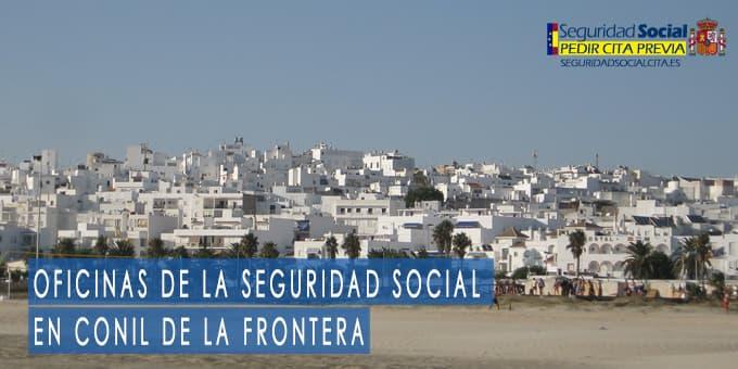 oficina seguridad social Conil de la Frontera
