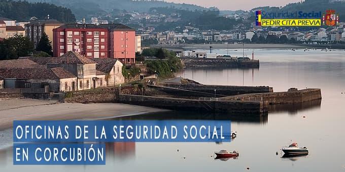oficina seguridad social Corcubión