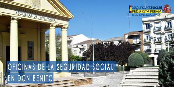 oficina seguridad social Don Benito