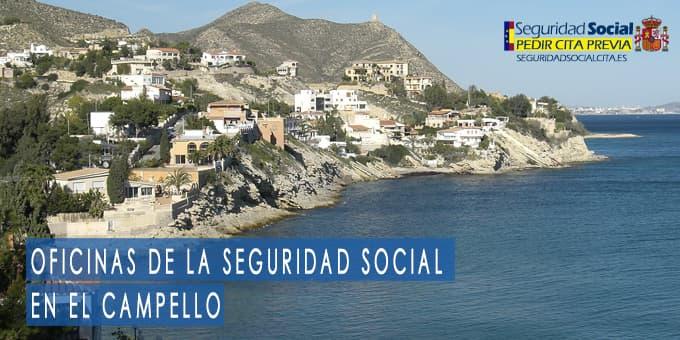 oficina seguridad social El Campello