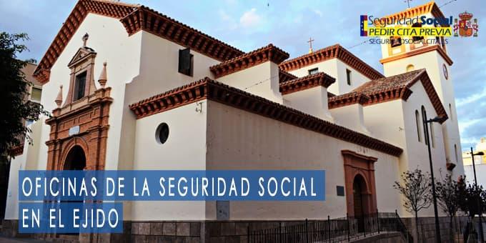 oficina seguridad social El Ejido