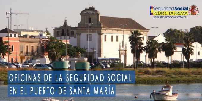 oficina seguridad social El Puerto de Santa María