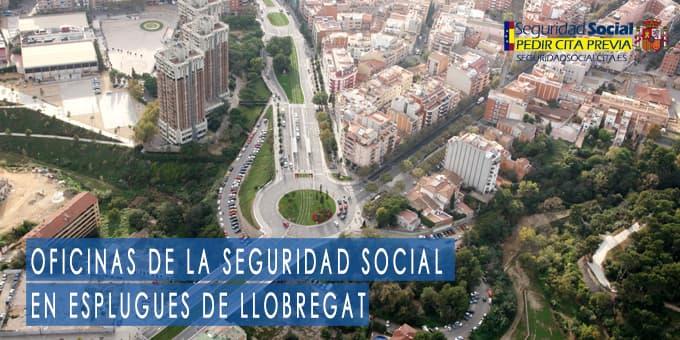 oficina seguridad social Esplugues De Llobregat