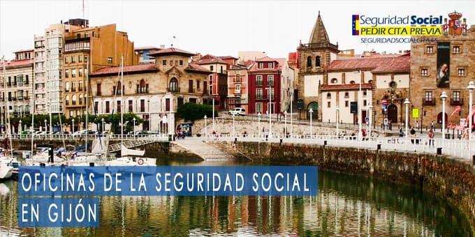 oficina seguridad social Gijón