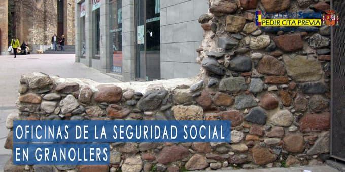 oficina seguridad social Granollers