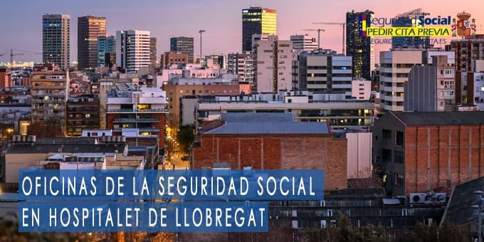 oficina seguridad social Hospitalet de Llobregat