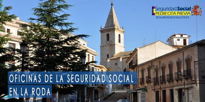 oficina seguridad social La Roda