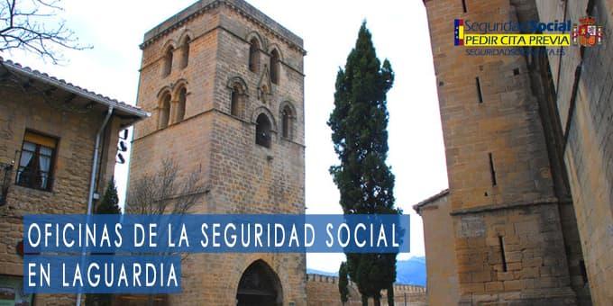 oficina seguridad social Laguardia