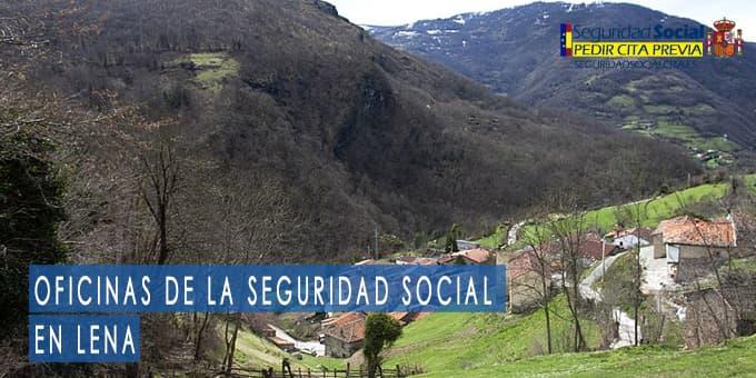 oficina seguridad social Lena