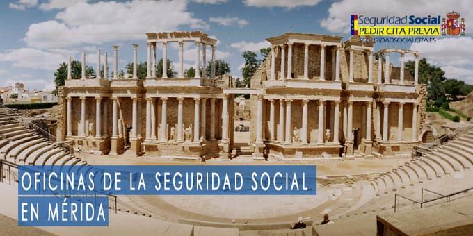 oficina seguridad social Mérida