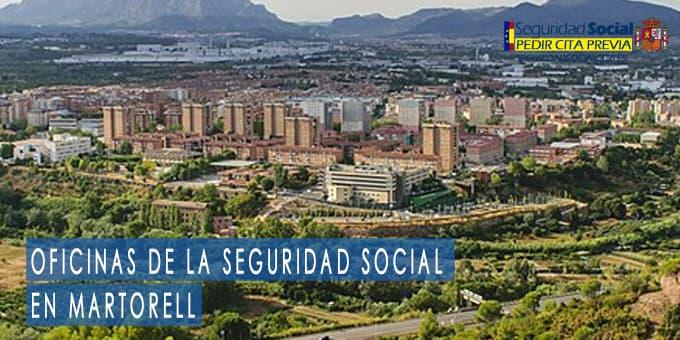 oficina seguridad social Martorell