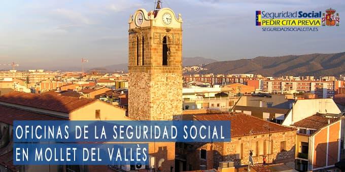 oficina seguridad social Mollet del Vallès