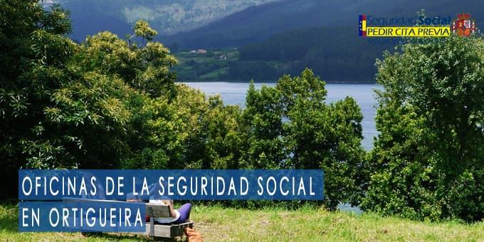 oficina seguridad social Ortigueira