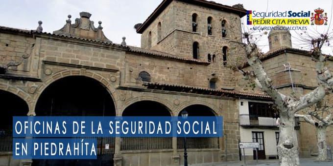 oficina seguridad social Piedrahíta