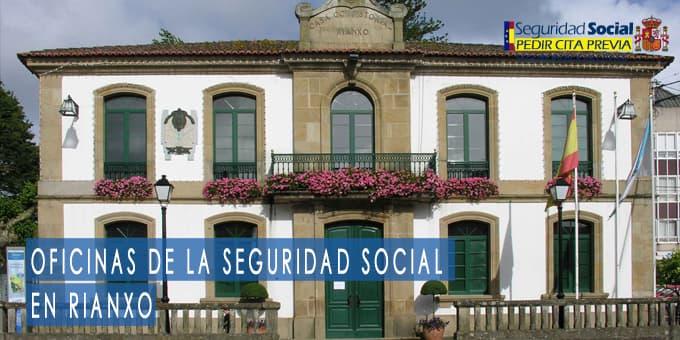 oficina seguridad social Rianxo
