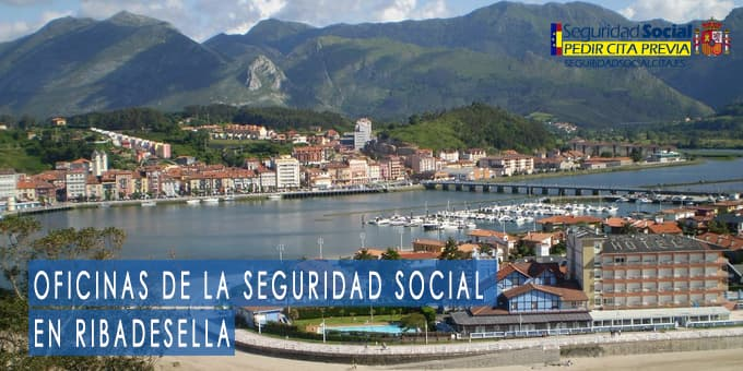 oficina seguridad social Ribadesella