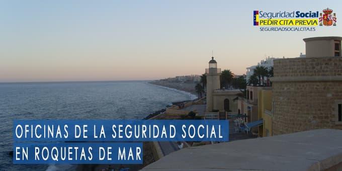 oficina seguridad social Roquetas de Mar