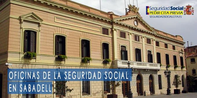 oficina seguridad social Sabadell