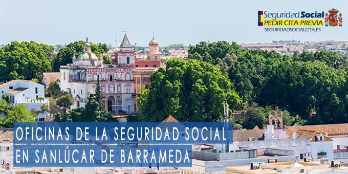oficina seguridad social Sanlúcar de Barrameda