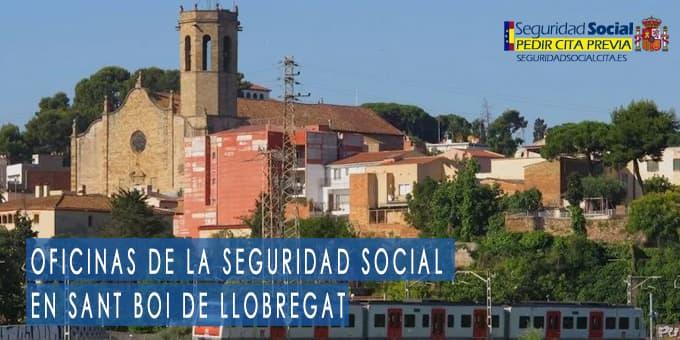 oficina seguridad social Sant Boi de Llobregat