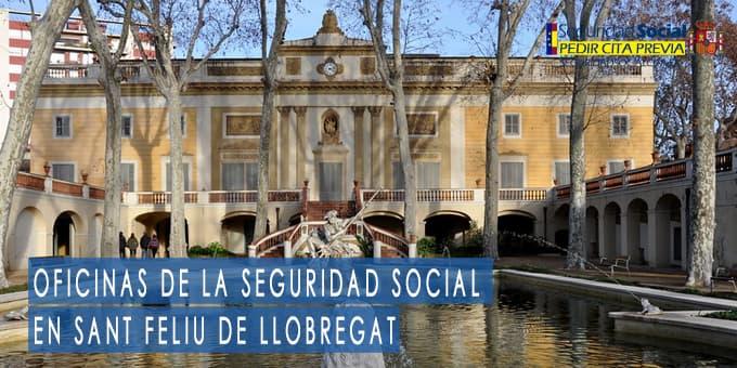 oficina seguridad social Sant Feliu de Llobregat