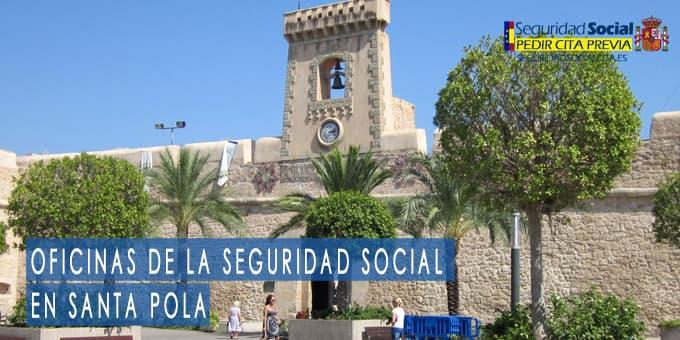 oficina seguridad social Santa Pola