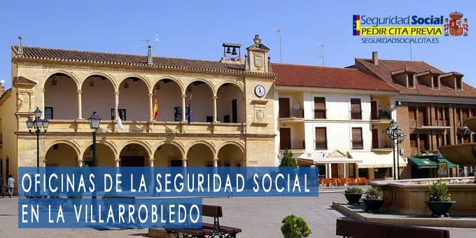 oficina seguridad social Villarrobledo
