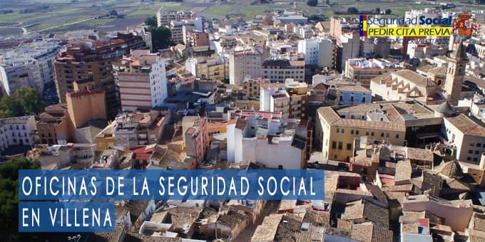 oficina seguridad social Villena
