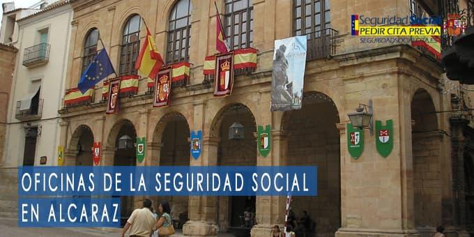 oficina seguridad social alcaraz