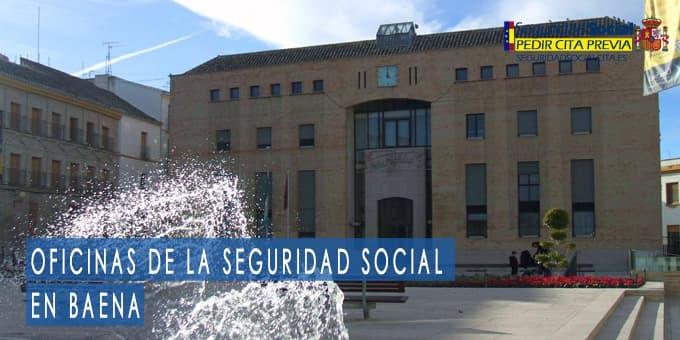 oficina seguridad social baena