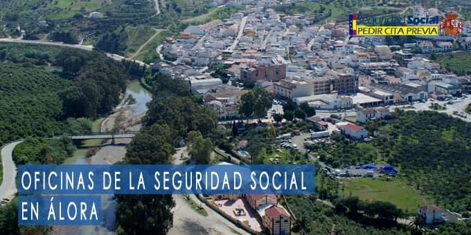 oficina seguridad social Álora