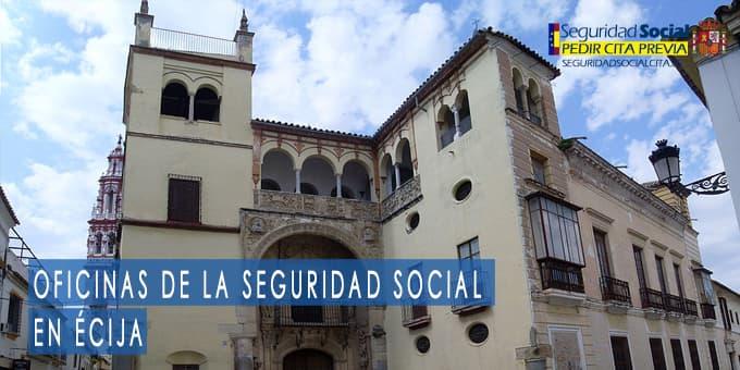oficina seguridad social Écija