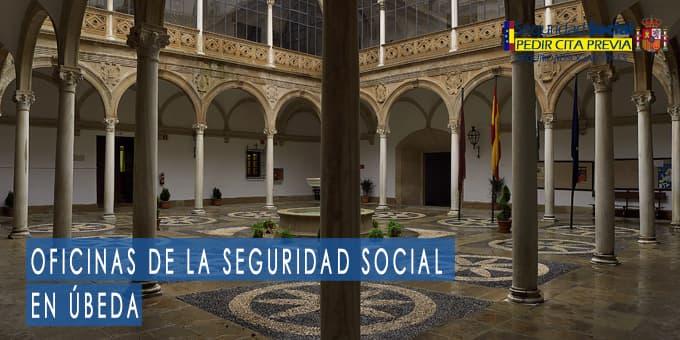 oficina seguridad social Úbeda