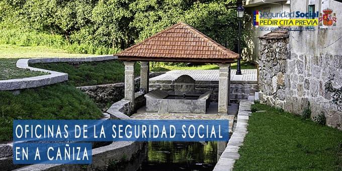 oficina seguridad social A Cañiza