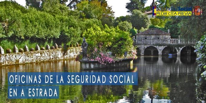 oficina seguridad social A Estrada