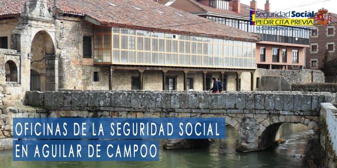 oficina seguridad social Aguilar de Campoo
