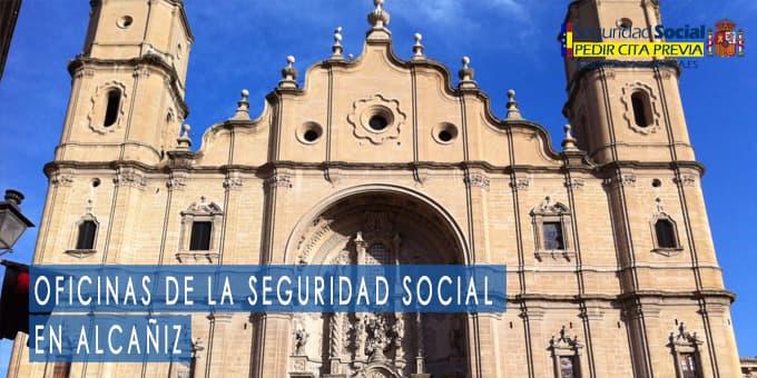 oficina seguridad social Alcañiz