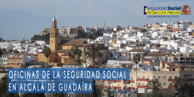 oficina seguridad social Alcalá de Guadaíra