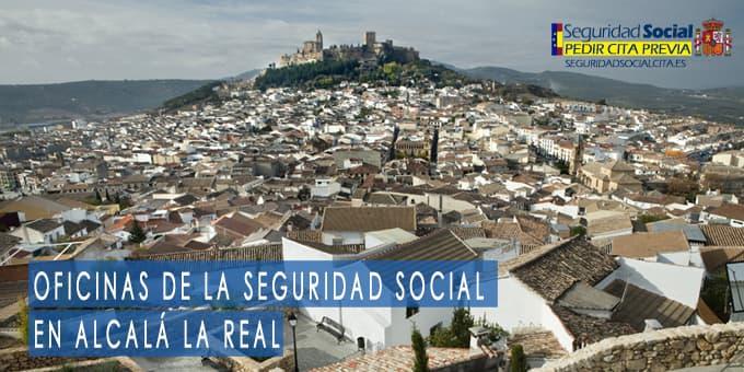 oficina seguridad social Alcalá la Real